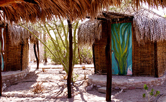 La Duna ecology center la paz baja california sur
